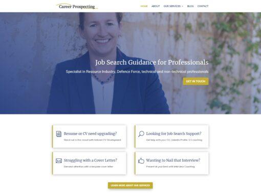 Career Prospecting