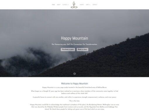 Happy Mountain