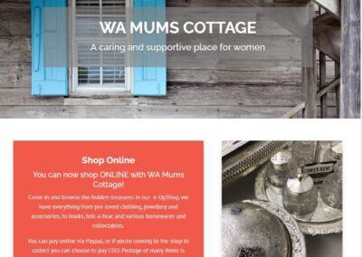 WA Mums Cottage